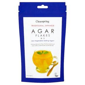 Clearspring agar flakes