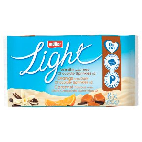 Müller Light Chocolate Sprinkles