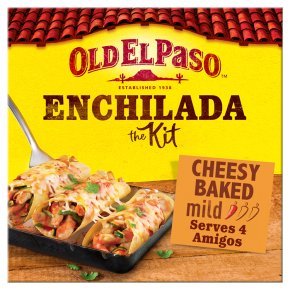 Old El Paso Cheesy Baked Enchilada Kit