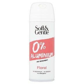 Soft & Gentle 0% Aluminium Floral
