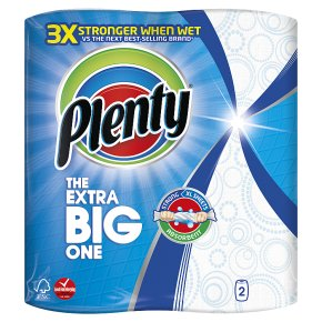 Plenty The Extra Big One
