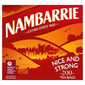 Nambarrie 200 tea bags