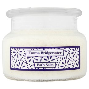 Emma Bridgewater Sea Blue Bath Salt