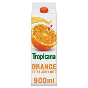 Tropicana Extra juicy Bits