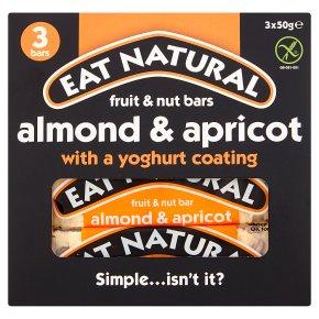 Eat Natural almond, apricot, & yogurt bars