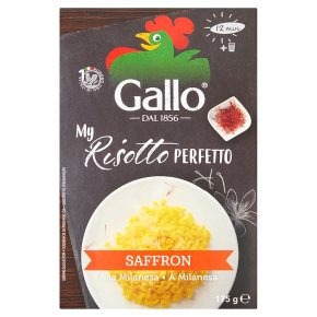 Gallo Risotto Pronto Saffron