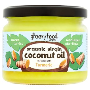 The Groovy Food Virgin Coconut