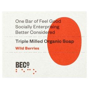 BECO Soap Bar Wild Berries