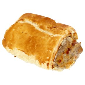 Handcrafted Deep Filled Sausage Roll