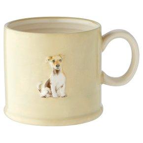 Waitrose Dog Embossed Mug