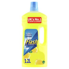 Flash Clean & Shine Crisp Lemons
