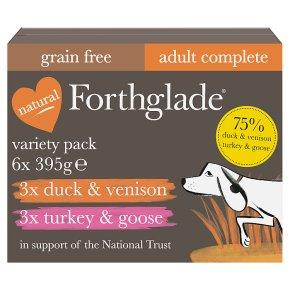 Forthglade Duck & Venison/ Turkey & Goose