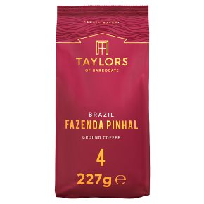 Taylors Brazil Ground Coffee