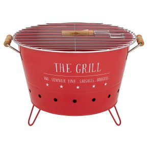 Waitrose Home Large Bucket BBQ