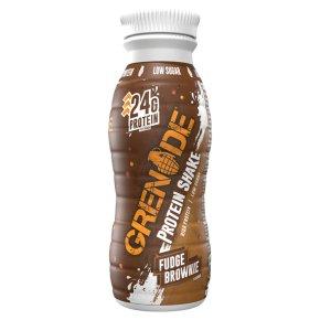 Grenade Carb Killa High Protein Shake Fudge Brownie