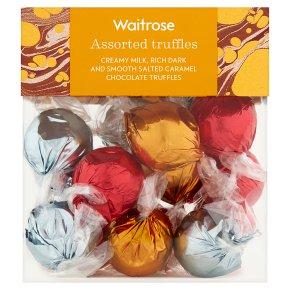 Waitrose Assorted Truffles