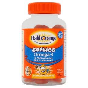 Haliborange Softies Omega-3