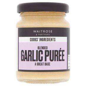 Cooks' Ingredients Garlic Purée