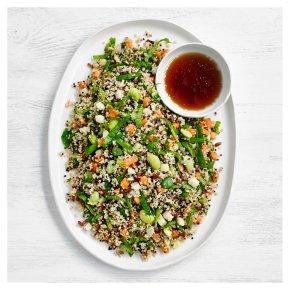 Oriental Black Quinoa Salad