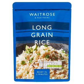 Waitrose Long Grain Rice