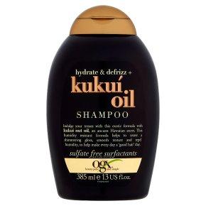 Ogx kukuí oil shampoo