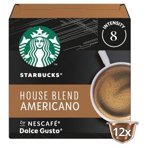Starbucks Dolce Gusto Americano