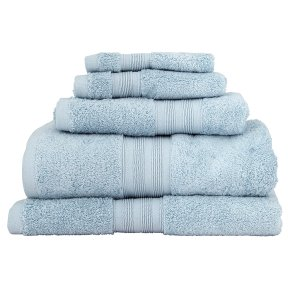 Waitrose Home eggshell Egyptian cotton hand towel