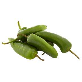 Waitrose Green Chillies