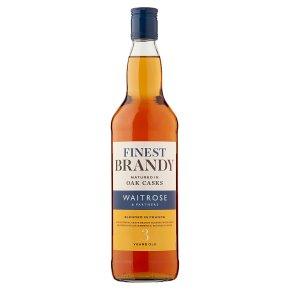 Waitrose 3 Year Old French Brandy