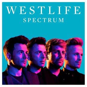 EA Westlife Spectrum CD