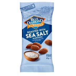 Blue Diamond Almonds Roasted Sea Salt