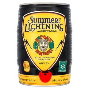 Summer Lightning Golden Ale Cask