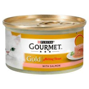 Gourmet Gold Melting Heart Cat Food Salmon