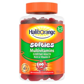 Haliborange Softies Multivitamin