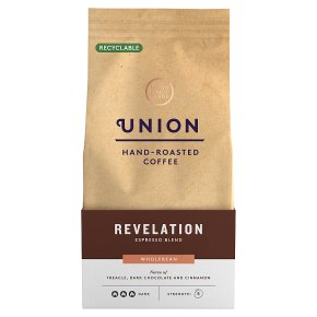 Union Hand Roasted Coffee Revelation Blend Wholebean