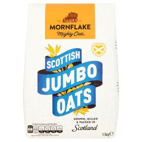 Mornflake Gold Scottish Jumbo Oats