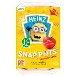 Heinz Minions Snap Pots