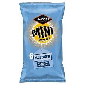Jacob's Blue Cheese Mini Cheddars