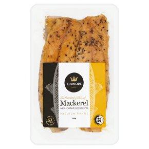Elsinore Hot Smoked Fillets of Mackerel