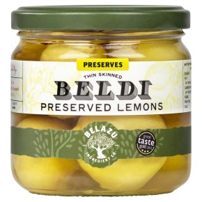 Belazu Preserved Lemons