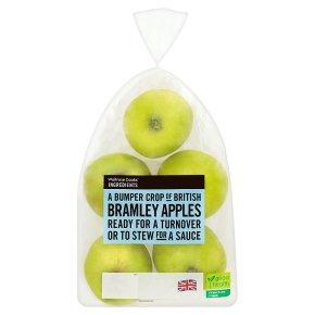 Waitrose Cooks' Ingredients Bramley Apples