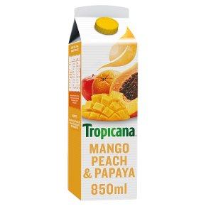 Tropicana Mango Peach & Papaya
