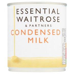 essential Waitrose Condensed Milk