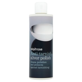 Waitrose silver polish