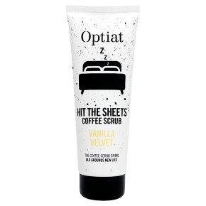 Optiat Hit The Sheets Coffee Scrub