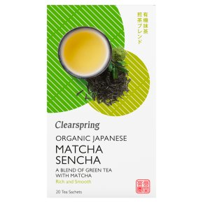 Clearspring matcha green tea