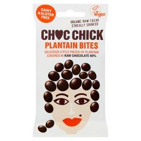 Choc Chick Plantain Bites