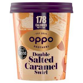 Oppo Double Salted Caramel Ice Cream
