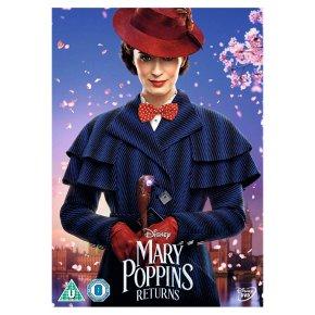 DVD Mary Poppins Returns