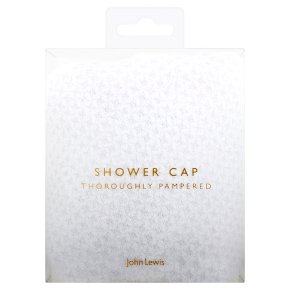 John Lewis Shower Cap